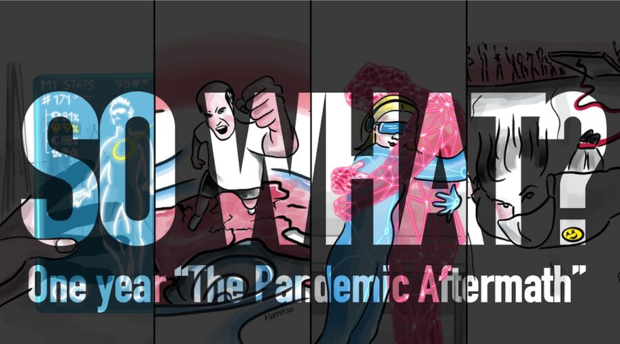 1 year The Pandemic Aftermath - So what?